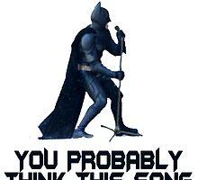 Batman So Bane Funny Meme by NibiruHybrid