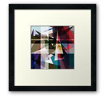 clockwork regime Framed Print