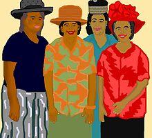 Women of the Church by PharrisArt