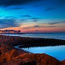 Morecambe Bay by David W Bailey