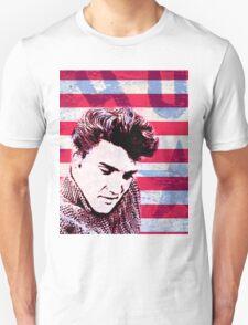 Vintage Elvis portrait nº 1 Unisex T-Shirt
