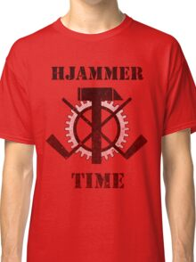 Hjammer Time Classic T-Shirt