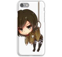 Mikasa Headphones iPhone Case/Skin