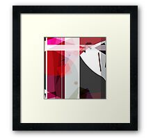 almost harmony Framed Print