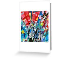 'Every Day Parade' Greeting Card