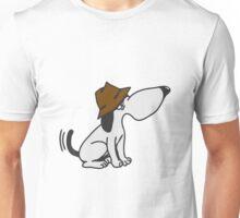 has dog Unisex T-Shirt