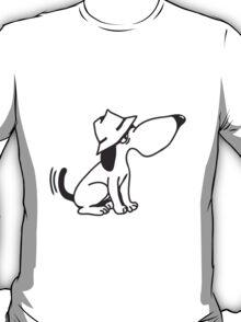 has dog T-Shirt