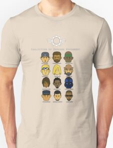 gears of war characters  Unisex T-Shirt