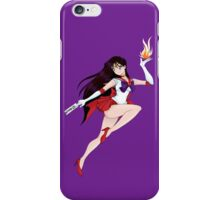 Super Sailor Mars iPhone Case/Skin