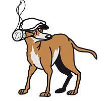 crook dog by Motiv-Lady