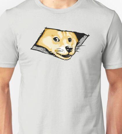 Ceiling Doge Unisex T-Shirt