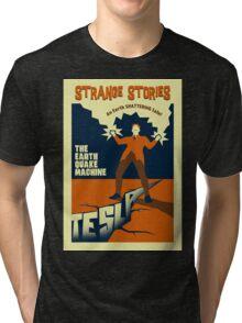Earthquake! Tri-blend T-Shirt