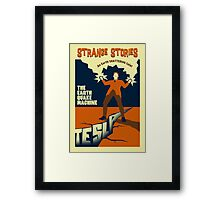 Earthquake! Framed Print