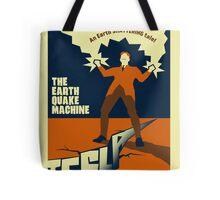 Earthquake! Tote Bag
