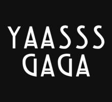 AHS - YASSS GAGA by bradleyray