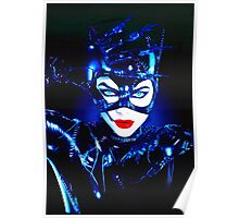 Michelle Pfeiffer in Batman Returns Poster