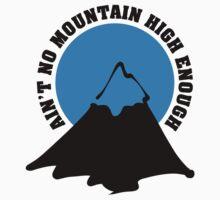 Ain't no mountain high enough by nektarinchen