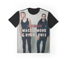 An Evening With Macklemore & Ryan Lewis Down Town 4 Graphic T-Shirt