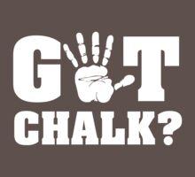 Got Chalk? One Piece - Short Sleeve