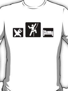Eat Climb Sleep T-Shirt