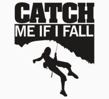 Catch me if I fall by nektarinchen
