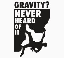 Gravity? Never heard of it! by nektarinchen