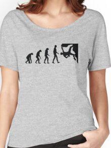 Evolution Climbing Women's Relaxed Fit T-Shirt