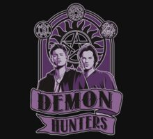 Demon Hunters by printproxy
