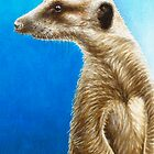 Meerkat by Lorna Mulligan