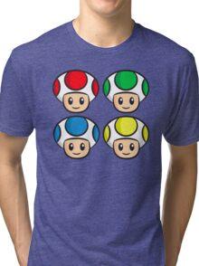 Toads Tri-blend T-Shirt