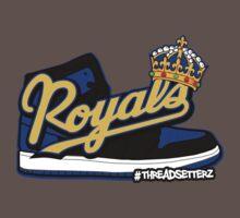 Royals Tee Kids Clothes