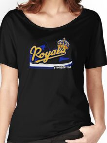 Royals Tee Women's Relaxed Fit T-Shirt