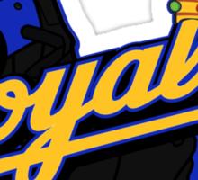 Royals Tee Sticker