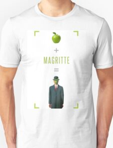 Magritte addition Unisex T-Shirt