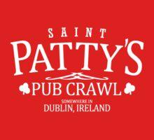 St Patty's Pub Crawl One Piece - Long Sleeve