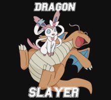 sylveon Vs Dragonite 2 T-Shirt