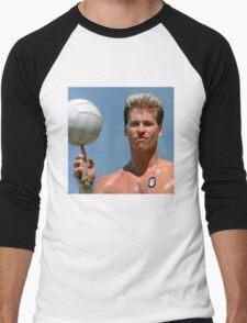 Playin' With The Boys Men's Baseball ¾ T-Shirt