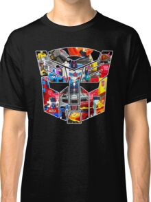 TRANSFORMERS FIGURES!!! Generation 1 Autobot Logo  Classic T-Shirt