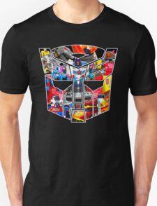 TRANSFORMERS FIGURES!!! Generation 1 Autobot Logo  Unisex T-Shirt
