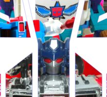 TRANSFORMERS FIGURES!!! Generation 1 Autobot Logo  Sticker