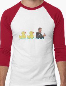 Duck...Duck...Goose! Men's Baseball ¾ T-Shirt