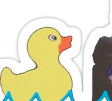Duck...Duck...Goose! Sticker