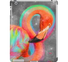 Infinite Possibilities - (Neon Infinity Flamingo) iPad Case/Skin