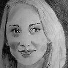 Portrait of Rosalie  by Anne Guimond