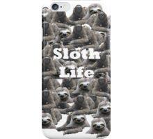Sloth Life iPhone Case/Skin