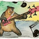 Black Bear Bass Notes by Bart Castle