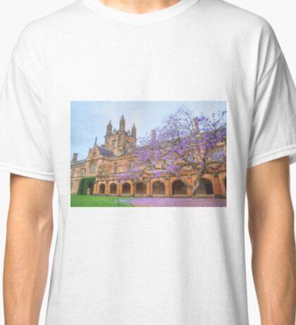 Spring Colour at Sydney Uni Classic T-Shirt