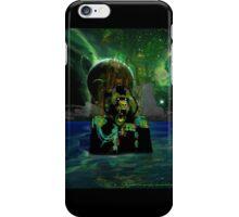 Baboon Admiral iPhone Case/Skin