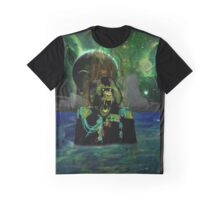 Baboon Admiral Graphic T-Shirt