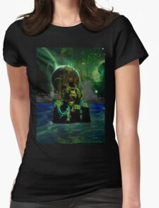 Baboon Admiral Womens Fitted T-Shirt